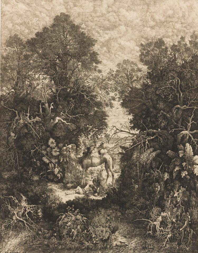 RODOLPHE BRESDIN | Le Bon Samaritan (Van Gelder 100)