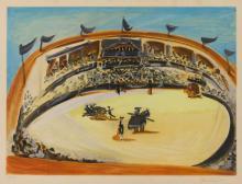 AFTER PABLO PICASSO | La corrida