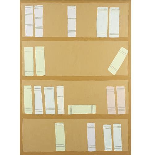 Scott Reeder b. 1970 , Bookcase