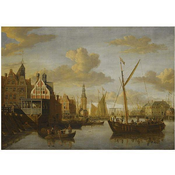 Jacobus Storck , Amsterdam 1641- after 1692 
