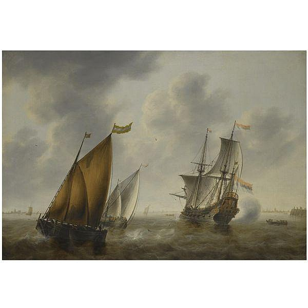 Jacob Adriaensz. Bellevois , Rotterdam 1621 - 1676 