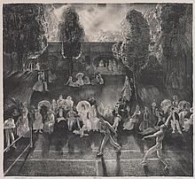 GEORGE BELLOWS | Tennis (M. 71)