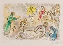 MARC CHAGALL | The Odyssea II (M. 830; see Cramer BK.96)