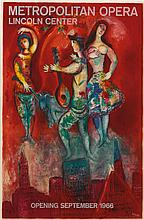 CHARLES SORLIER AFTER MARC CHAGALL | Carmen (M. CS 39)