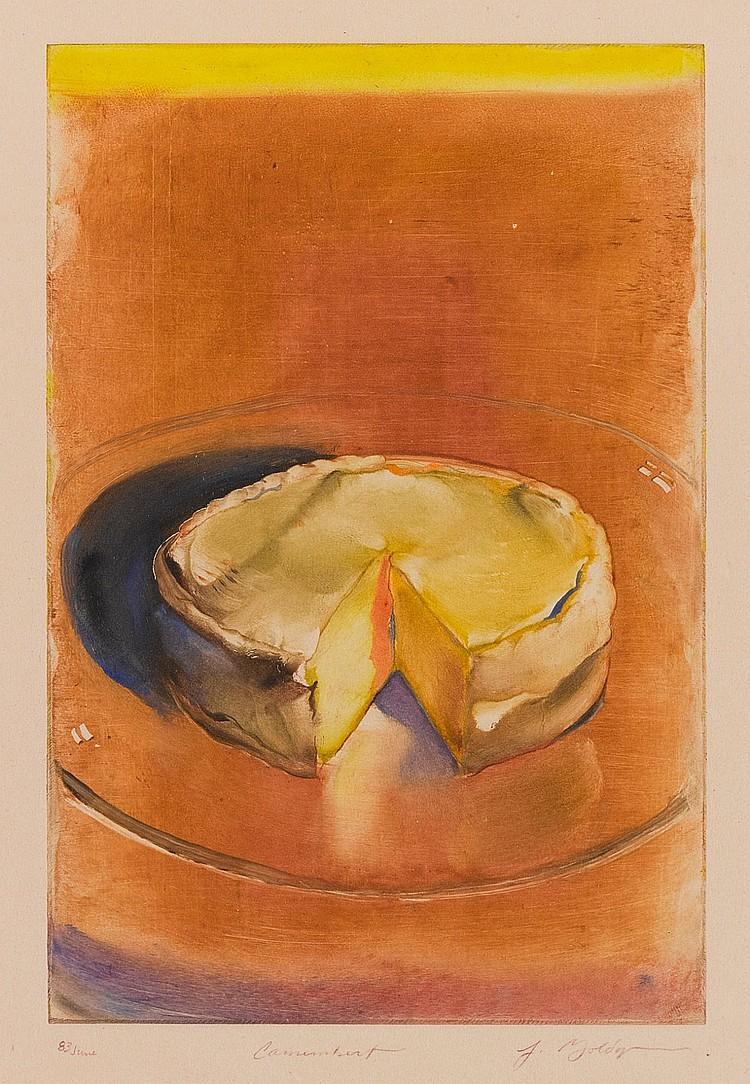 JOSEPH GOLDYNE   Camembert