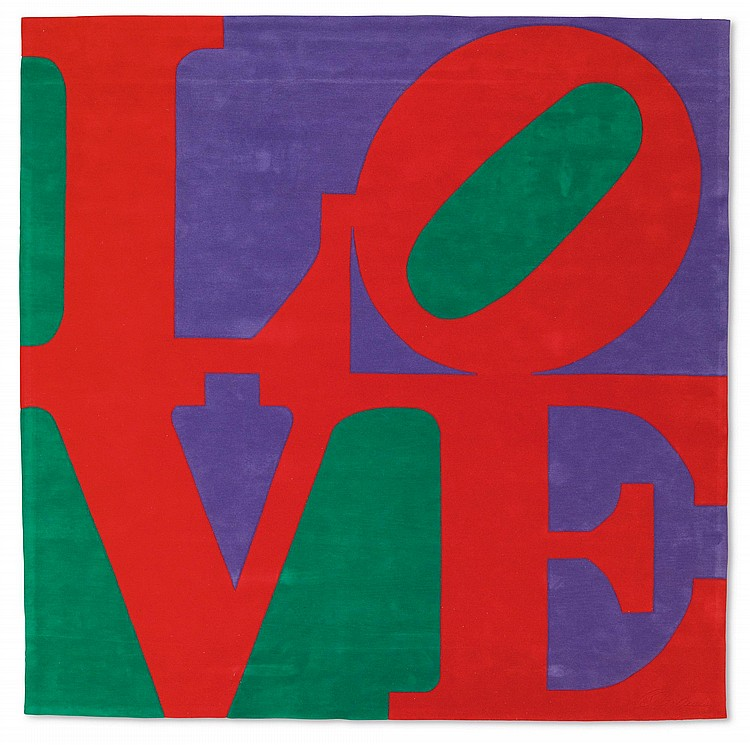 ROBERT INDIANA | Classic Love