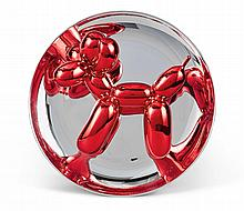 JEFF KOONS | Balloon Dog (Red)