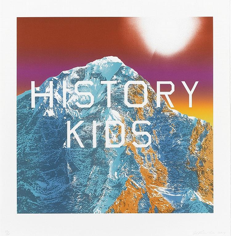EDWARD RUSCHA | History Kids