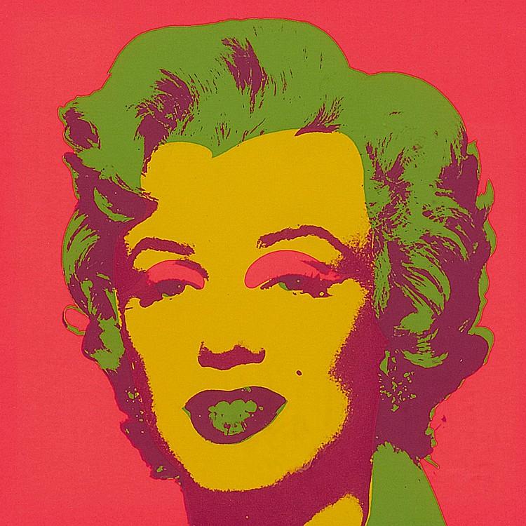 ANDY WARHOL | Marilyn Monroe (Marilyn) (F. & S. II.21)