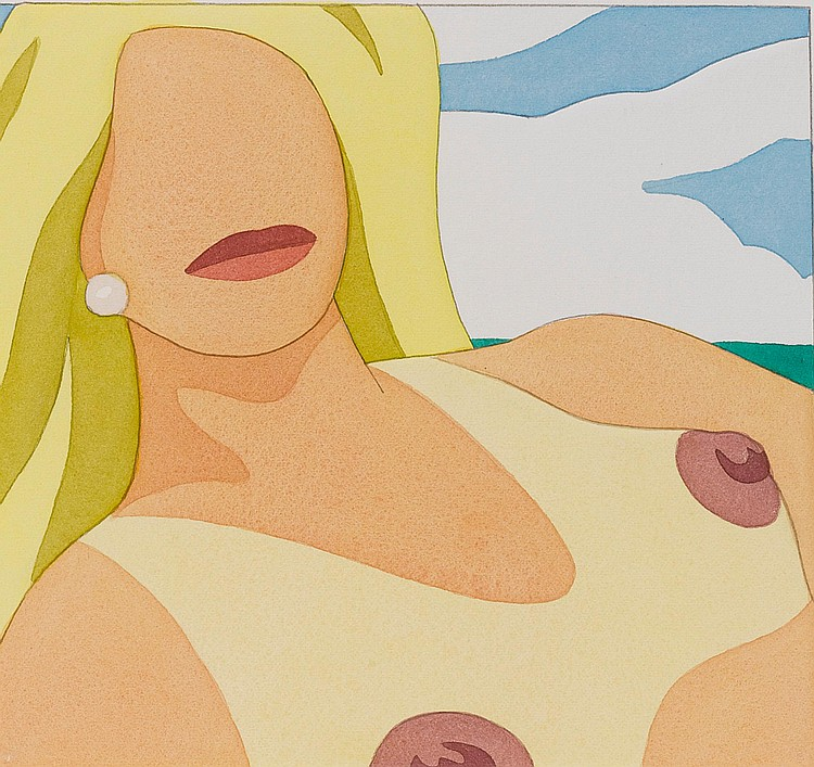 TOM WESSELMANN | Bedroom Nude