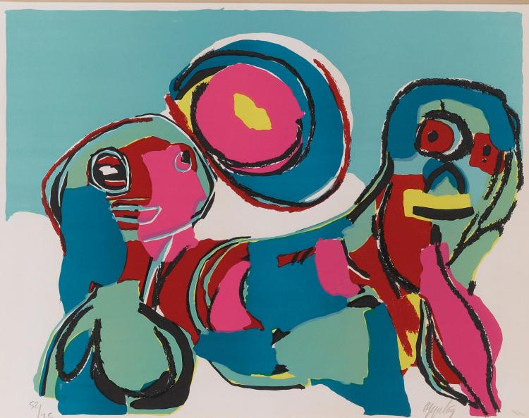 KAREL APPEL | Compositions