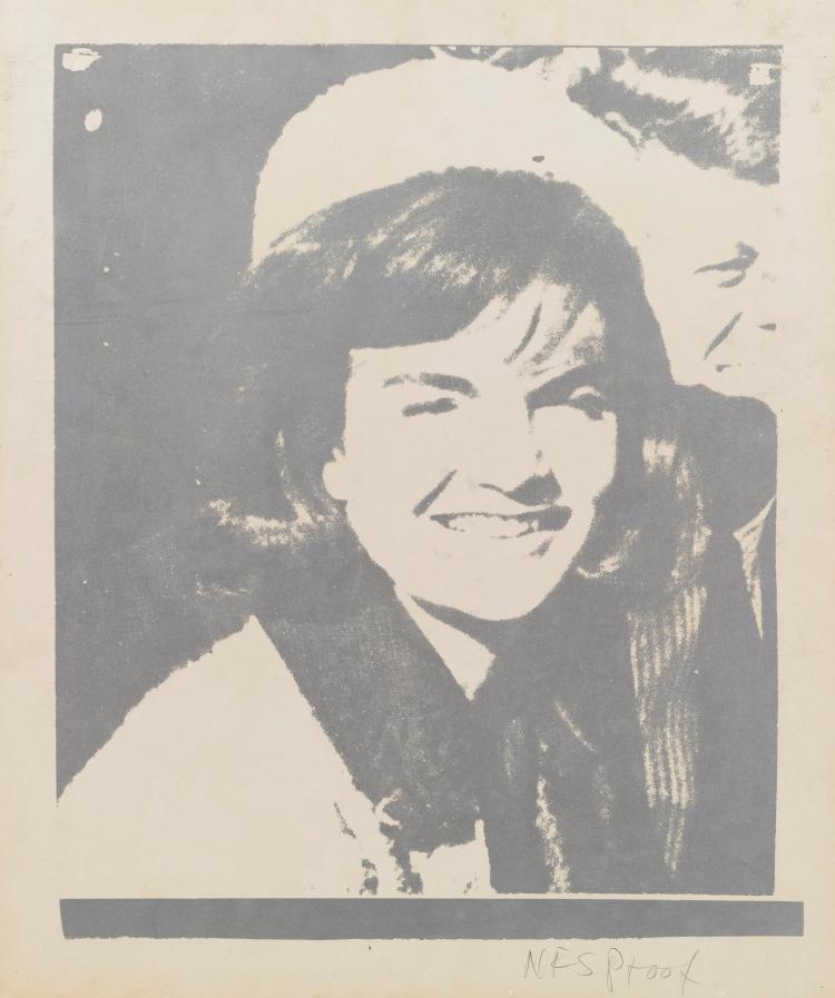 ANDY WARHOL | Jacqueline Kennedy I (Jackie I) (F. & S. II.13)