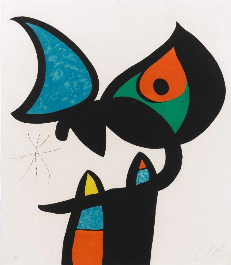 JOAN MIRÓ | Espiru - Miró (D. 874)