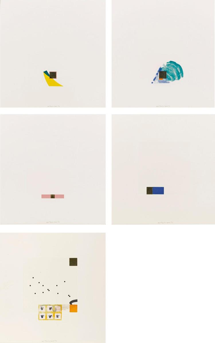 RICHARD TUTTLE | Gold