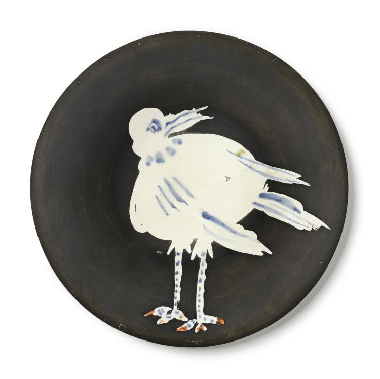 PABLO PICASSO | Oiseau no. 93 (A. R. 486)