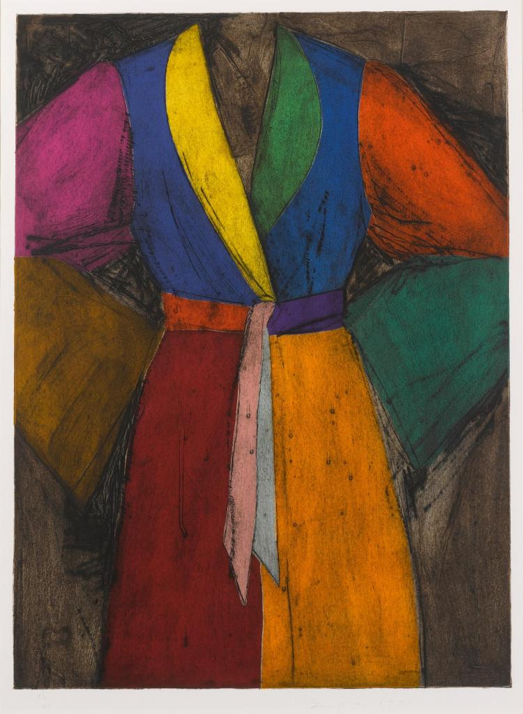 JIM DINE | Very Picante