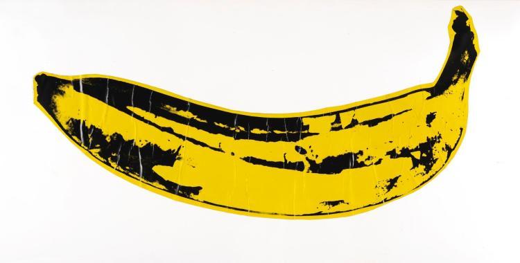 ANDY WARHOL | Banana (F. & S. II.10)
