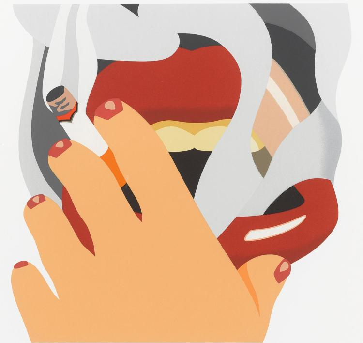TOM WESSELMANN | Smoker