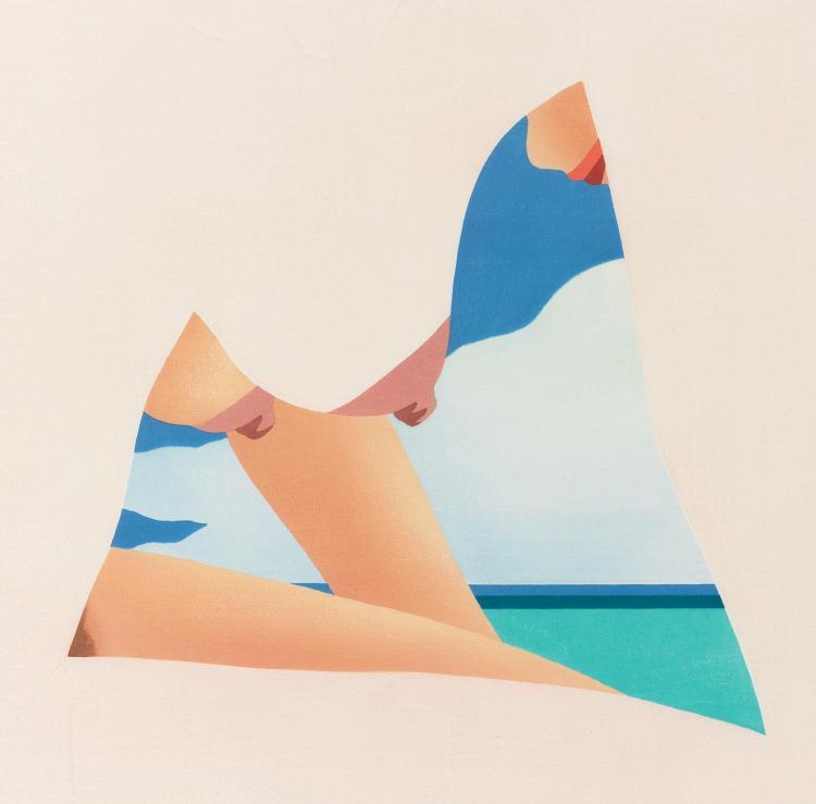 TOM WESSELMANN | Seascape Dropout