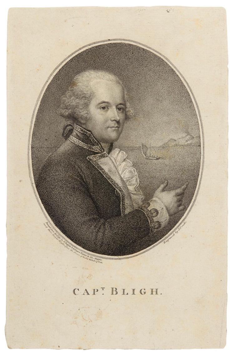 BLIGH. VOYAGE TO THE SOUTH SEA. 1792