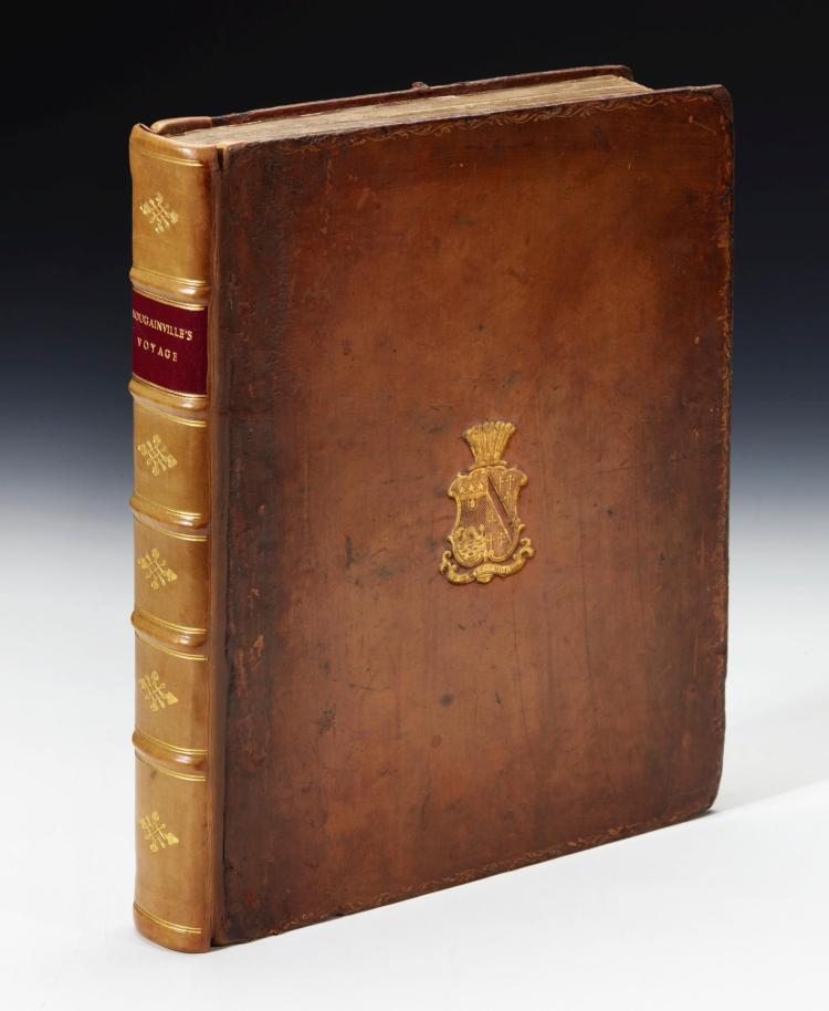 BOUGAINVILLE. VOYAGE ROUND THE WORLD. 1772