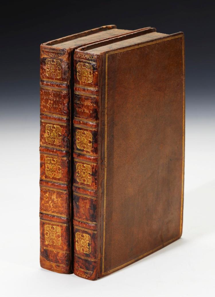 COCKBURN. A VOYAGE TO CADIZ AND GIBRALTAR. 1815, (2 VOL.)