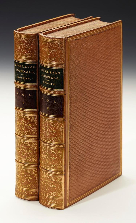 HOOKER. HIMALAYAN JOURNALS. 1854
