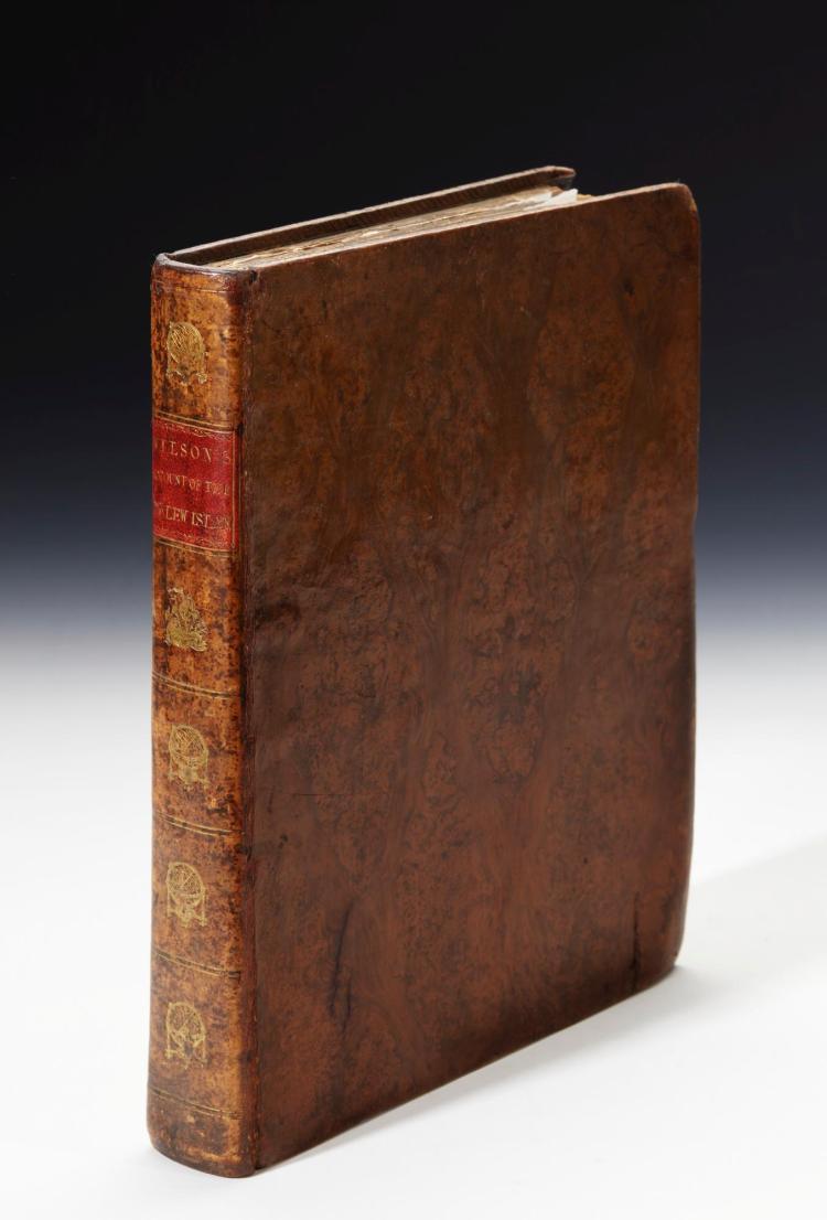 KEATE. PELEW ISLANDS. 1788