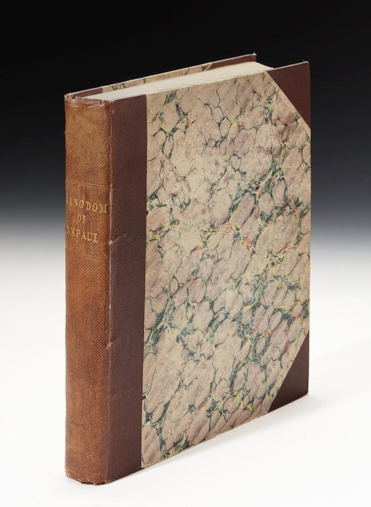 KIRKPATRICK. AN ACCOUNT OF THE KINGDOM OF NEPAUL. 1811