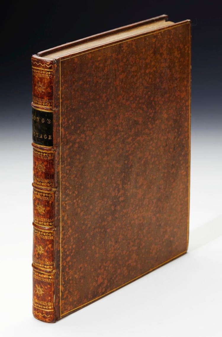 LONG. VOYAGES AND TRAVELS OF AN INDIAN INTERPRETER AND TRADER. 1791