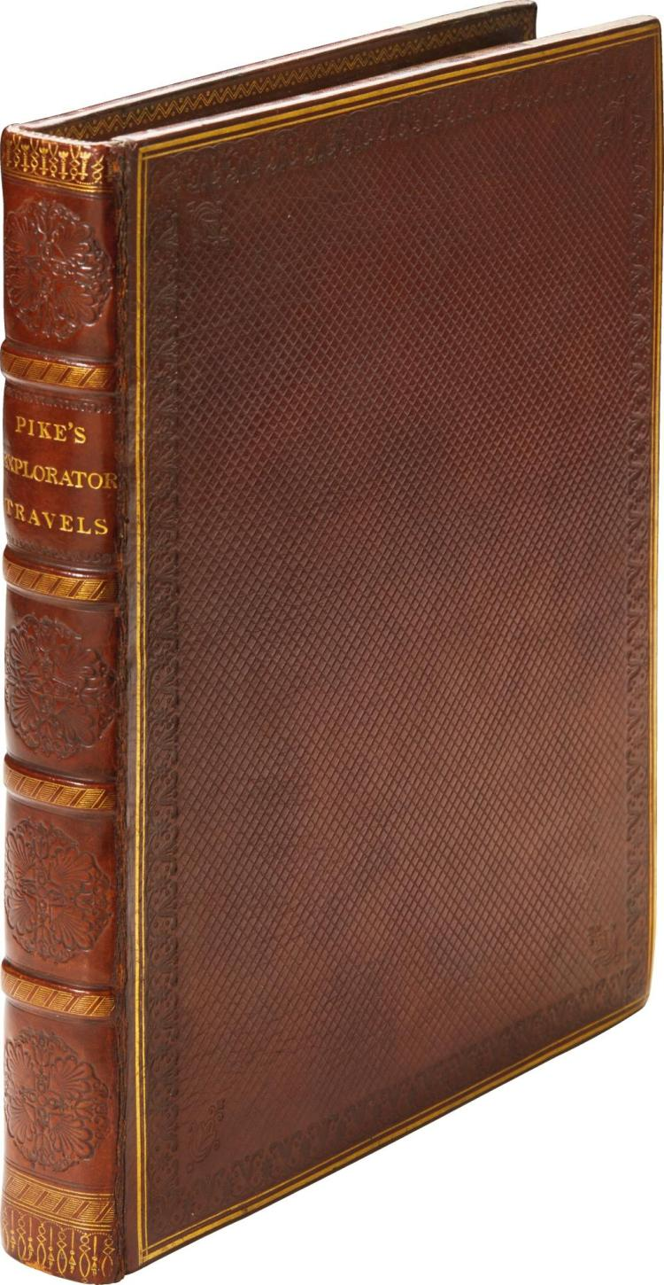 PIKE. EXPLORATORY TRAVELS. 1811