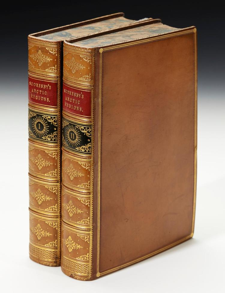 SCORESBY. AN ACCOUNT OF THE ARCTIC REGIONS. 1820
