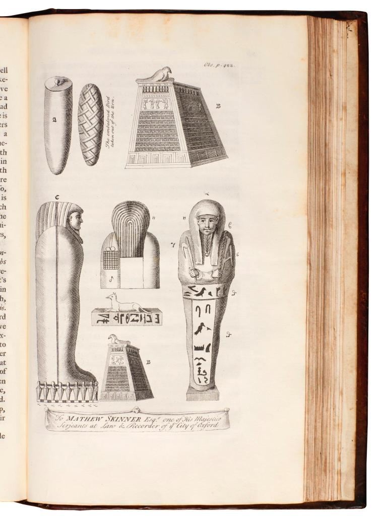 SHAW. TRAVELS. 1738, AND A SUPPLEMENT