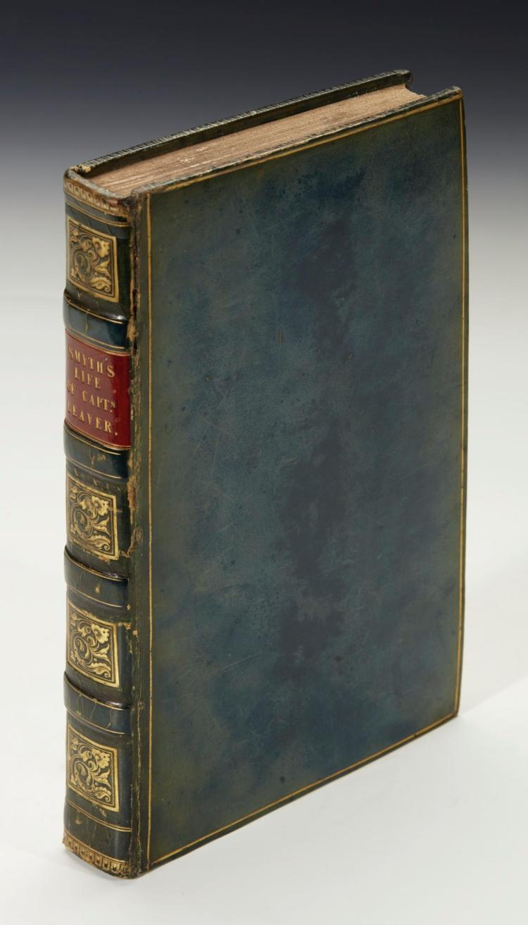 SMYTH. THE LIFE AND SERVICES OF CAPTAIN PHILIP BEAVER. 1829