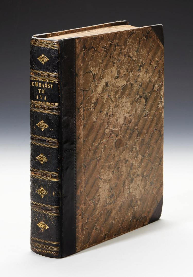 SYMES. AN ACCOUNT OF AN EMBASSY TO THE KINGDOM OF AVA. 1800