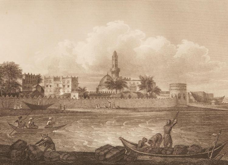 VALENTIA. TRAVELS. 1809