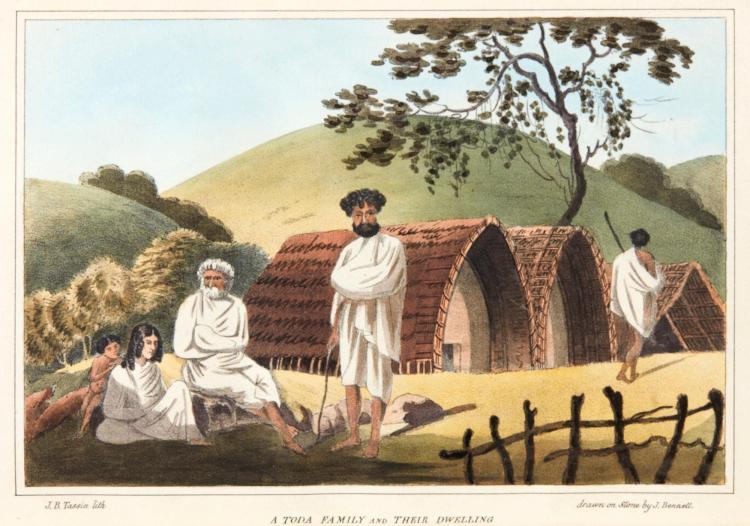 BAIKIE. OBSERVATIONS ON THE NEILGHERRIES. CALCUTTA, 1834