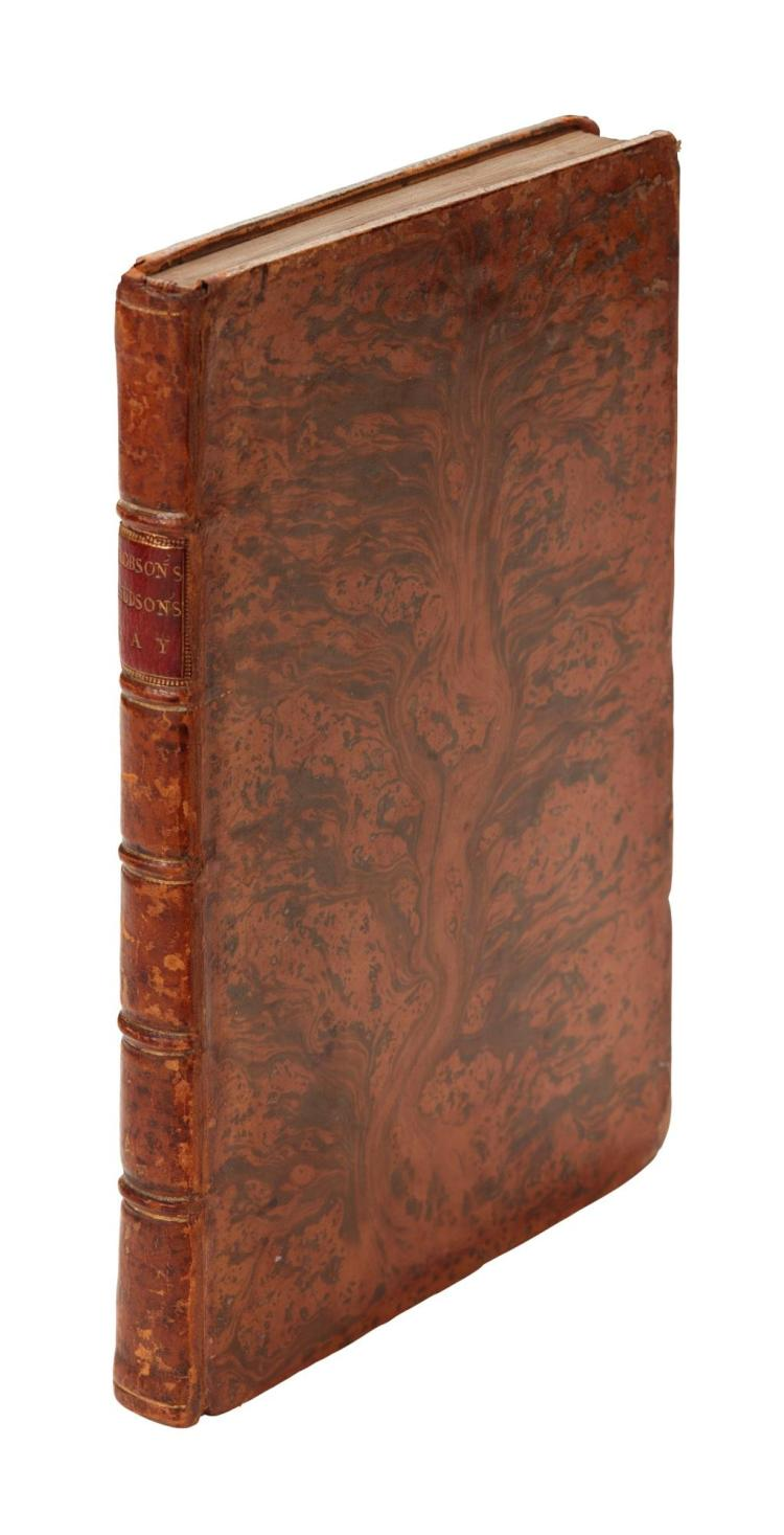 ROBSON. AN ACCOUNT OF SIX YEARS RESIDENCE IN HUDSON'S-BAY. 1752