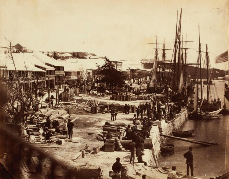 WEST INDIES. A COLLECTION OF PHOTOGRAPHS. [1860S-80S]