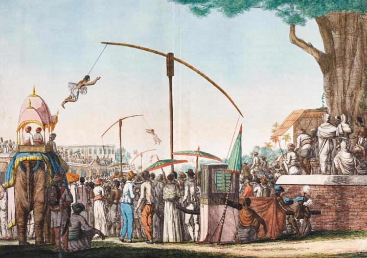 SOLVYNS. HINDOUS, OU DESCRIPTION DE LEURS MOEURS, COUTUMES ET CEREMONIES. 1808-1812