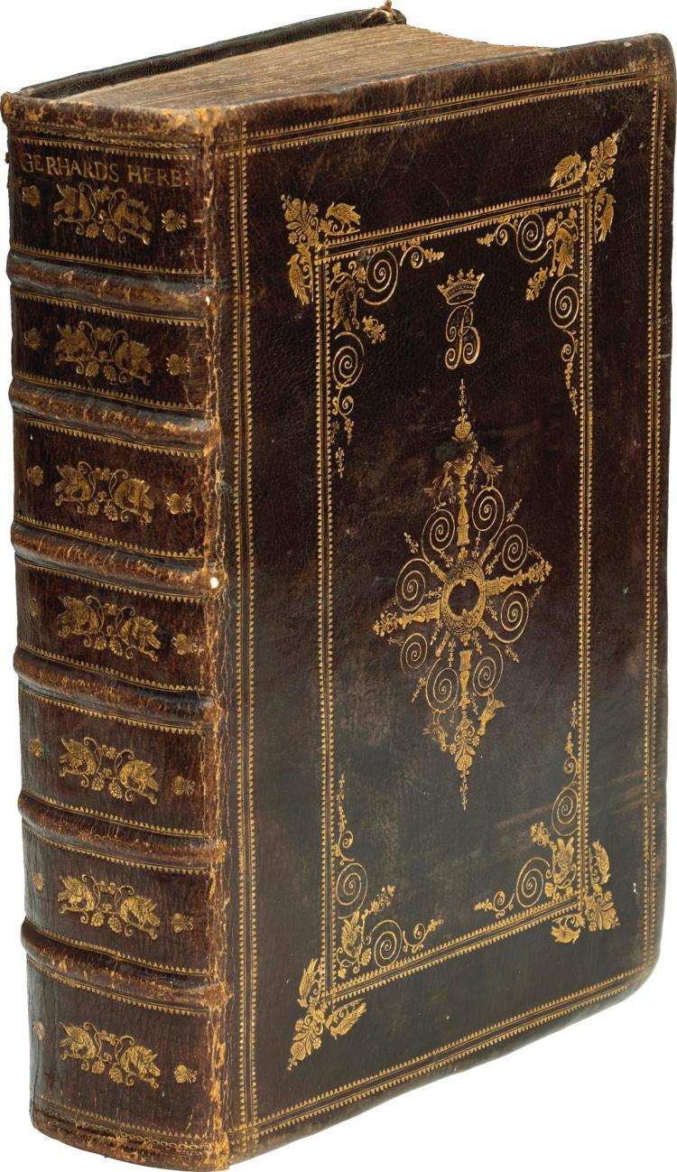 GERARD, HERBAL, 1633