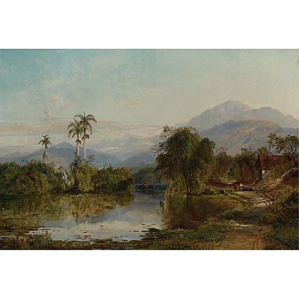 Edmund Darch Lewis (1835-1910) , View of Cuba