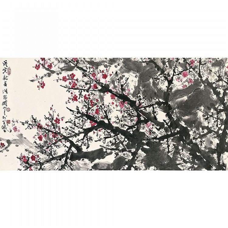GUAN SHANYUE 1912-2000