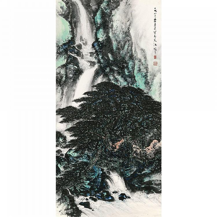 LI XIONGCAI 1910-2002