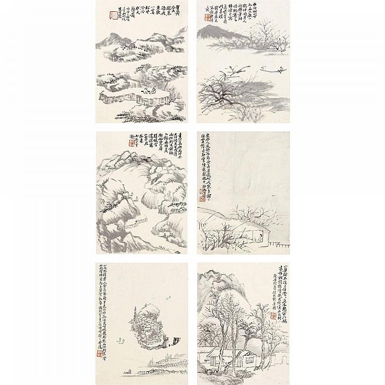 HUANG YI 1744-1802
