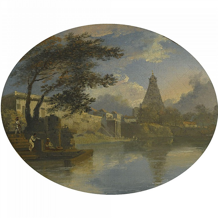 ATTRIBUTED TO SIR CHARLES D'OYLY