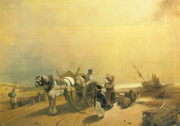 WILLIAM DYCE, R.A. (1806-1864) FISHERFOLK
