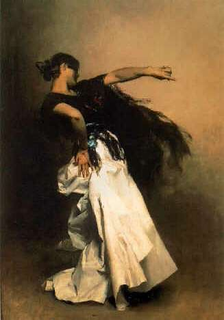 JOHN SINGER SARGENT (1856-1925) SPANISH DANCER