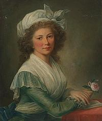 ATTRIBUTED TO MARIE-VICTOIRE LEMOINE
