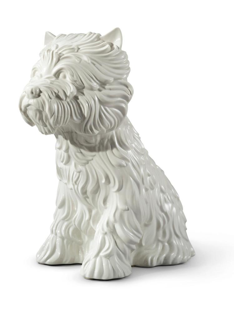 Jeff Koons B1955 Puppy Vase